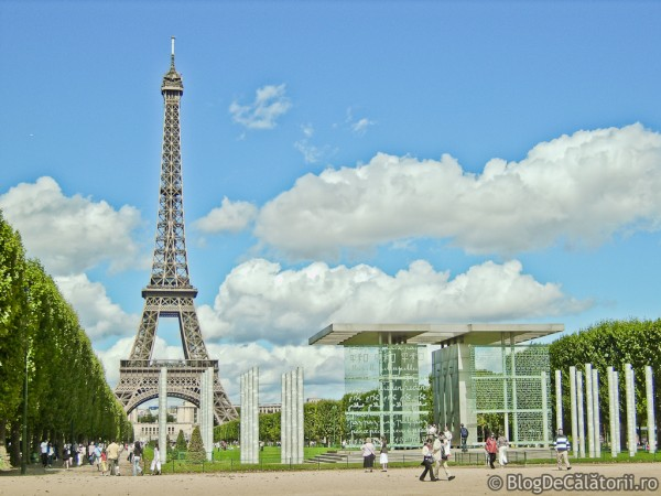Turnul Eiffel – Paris